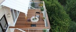 דק למרפסת