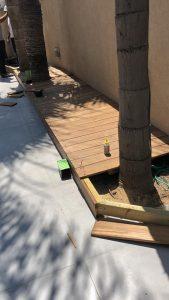 תיקון דק איפאה לגינה