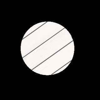 דק לבן